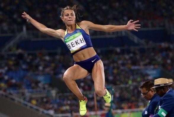 Хмельничанка з рекордом перемогла на чемпіонаті України з легкої атлетики