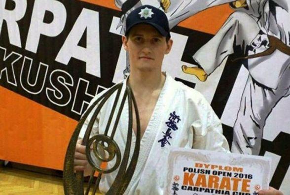 Патрульний з Хмельницького переміг на чемпіонаті України з карате