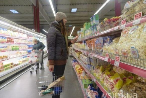 Продуктовий кошик у лютому: здорожчав хліб, подешевшали овочі