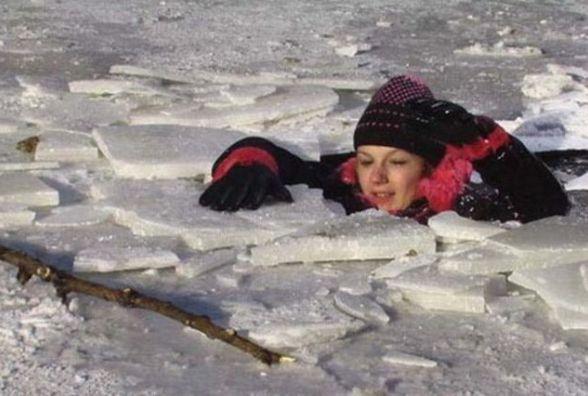 Обережно - тонка крига! Хмельничан закликають не виходити на лід