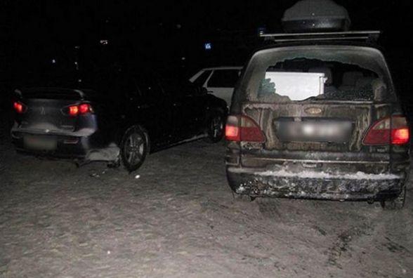 У Дунаєвецькому районі п'яні молодики влаштували погоню зі стріляниною