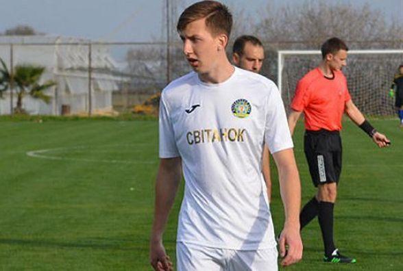 «Поділля» поповнилося вихованцем київського «Динамо»