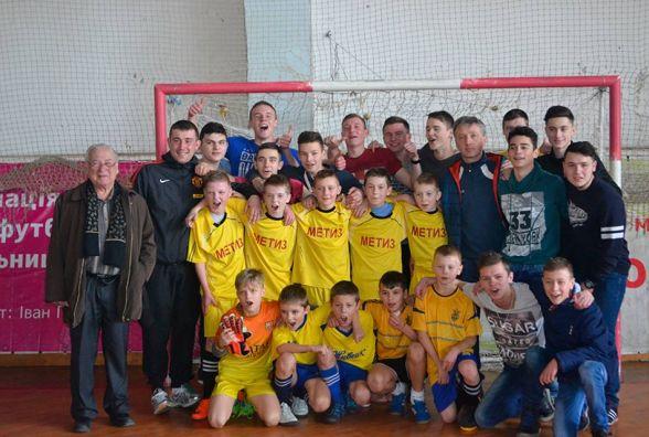 Визначилися чемпіони шкільної футзальної ліги Хмельницького