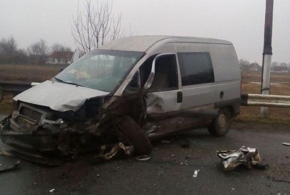 У Полонному в аварії загинув 43-річний чоловік