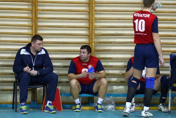 «Новатор» не витримав тиску від чемпіона України