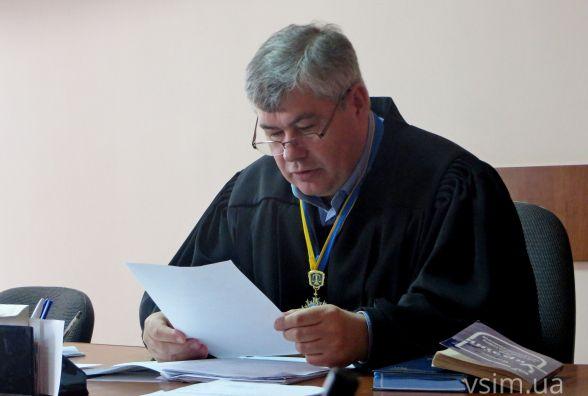 Нагорний знову не явився в суд. Зі свідків були тільки патрульні