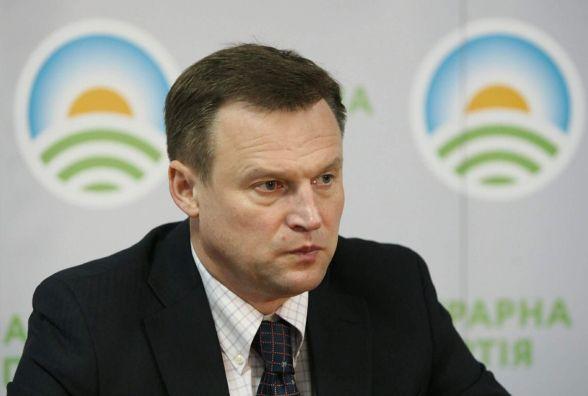 Точка зору: Нам треба продавати не землю, а те, що на ній виробляється, - лідер Аграрної партії Віталій Скоцик