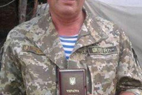 У Хмельницькому попрощаються з волонтером і військовим Андрієм Рибцовим