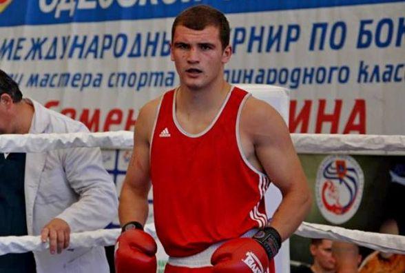 Боксер з Хмельницького увійшов до збірної України