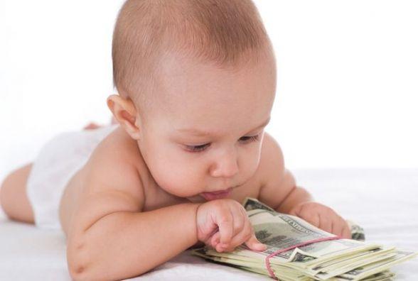В режимі онлайн можна оформити допомогу при народженні дитини