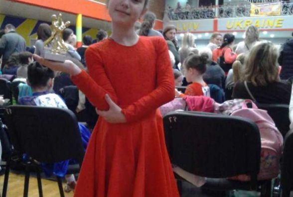 Хмельницькі танцівники привезли нагороди зі Львова