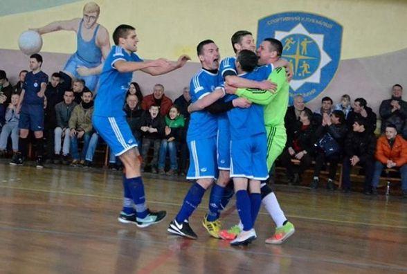 Хмельницьке «Динамо» дізналося суперників у всеукраїнському фіналі