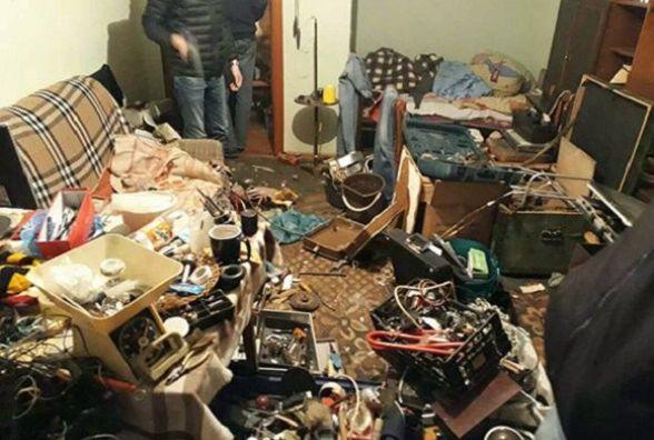 """Від посуду до техніки: на Тернопільській спіймали """"підвального"""" крадія"""