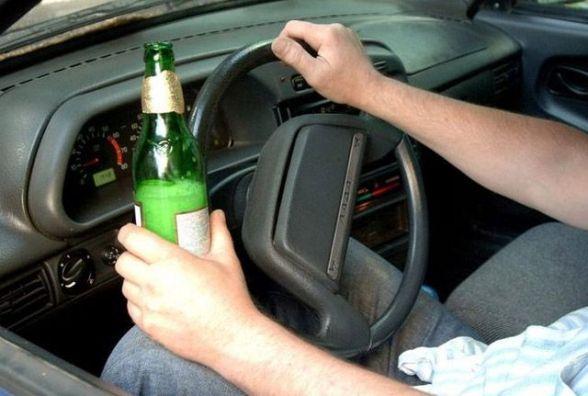 За вихідні у Хмельницькому впіймали 9 п'яних за кермом