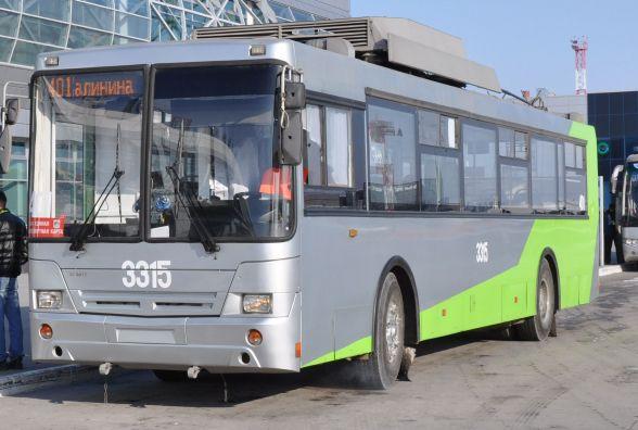У Хмельницькому з'являться 4 нові тролейбуси, які їздитимуть без рогів