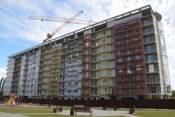 На проспекті Миру побудують багатоповерхівку для учасників АТО