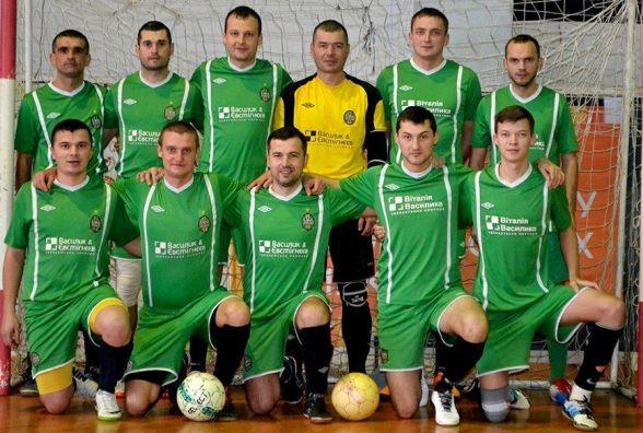 Визначилися переможці чемпіонату Хмельниччини з футзалу