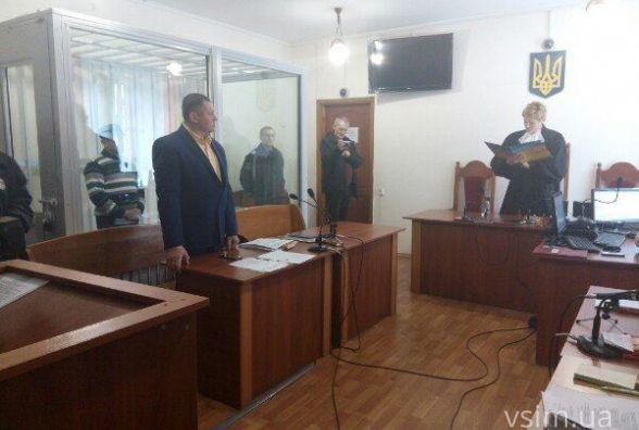 Суд арештував одного із двох активістів, яких затримали на хабарі у 600 доларів