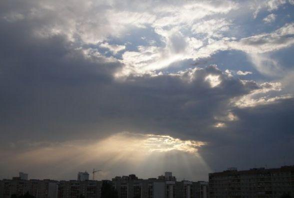Останній день березня у Хмельницькому буде без опадів
