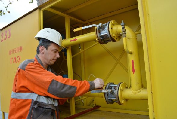 Де відключатимуть газ у Хмельницькому в квітні (КАРТА)