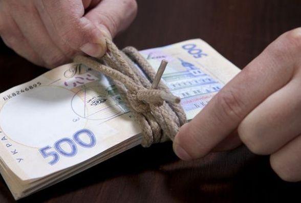 На Хмельниччині заборгованість по зарплаті зросла майже вдвічі
