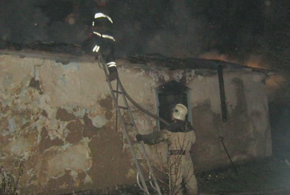 Запізно повідомили: на Хмельниччині у власному домі згорів чоловік