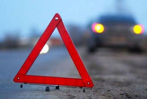 В Дунаївцях «ВАЗ» не розминувся із вантажівкою киянина
