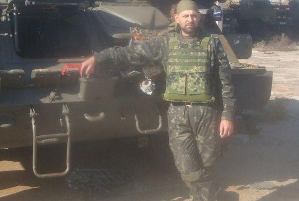 42-річний хмельничанин підірвався на міні в зоні АТО. Боєць в реанімації