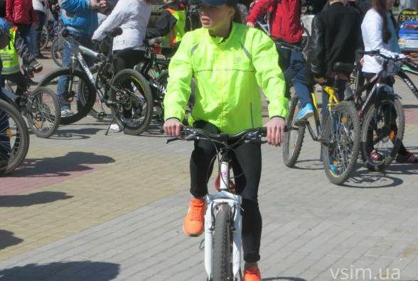 Хмельничан кличуть у школу велосипедистів