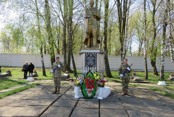 У Хмельницькому вшанували пам'ять в'язнів нацистських концтаборів