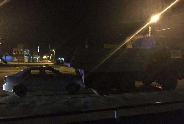 За ніч у Хмельницькому впіймали чотирьох п'яних водіїв