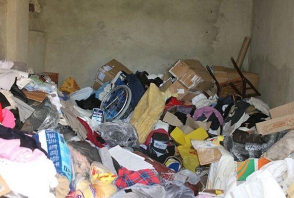 У Ярмолинцях діти вкрали продукти, які волонтери збирали для військових
