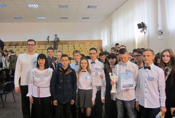 Учні СЗОШ №29 поїдуть до Верховної Ради