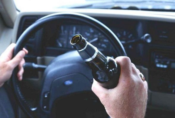 За вихідні у Хмельницькому впіймали двох п'яних водіїв
