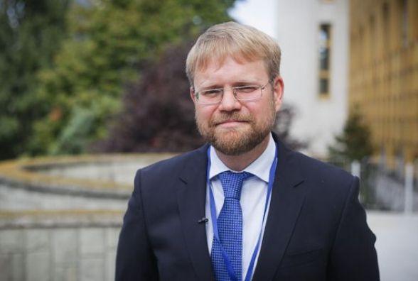 З робочим візитом до Хмельницького приїде посол Швеції в Україні