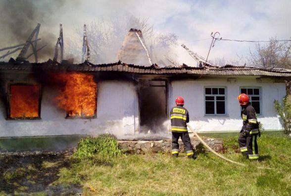 В житловому будинку у Дунаєвецькому районі згорів 56-річний чоловік