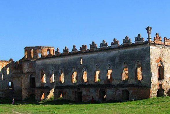 Унікальний палац в Меджибожі вперше відкриють для екскурсії