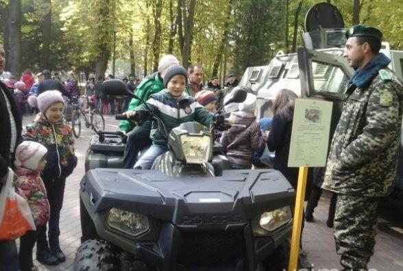 Парк Шевченка перетворять у «Місто професій»