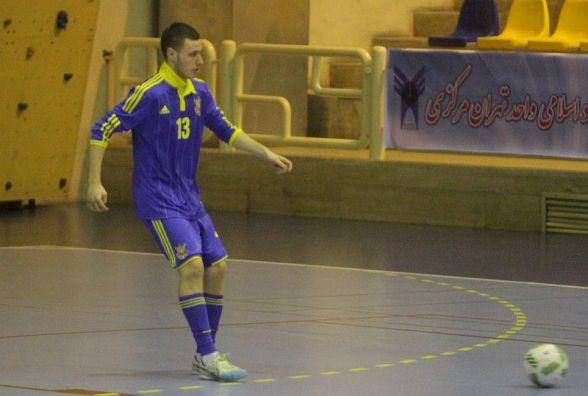 Хмельничани зіграють за футзальну збірну України