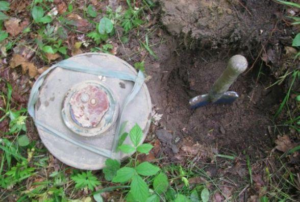 У Шепетівському районі знайшли снаряд воєнних часів