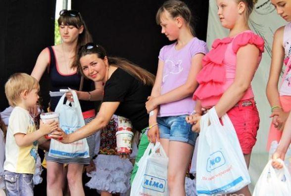 Весело і з подарунками. У центрі Хмельницького влаштують Свято Дитинства