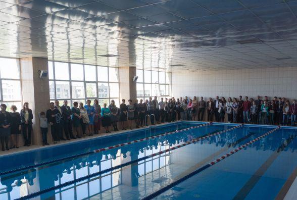 У Шепетівці відкрили оновлений басейн за 4 мільйони гривень