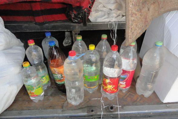 З Вінницької області до Хмельницького возили фальсифікований алкоголь