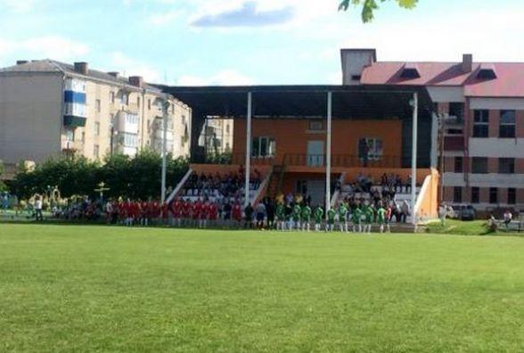 «Оболонь» і «Промінь» лідирують в чемпіонаті Хмельниччини з футболу