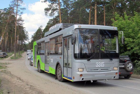 Симчишин заявив, що тролейбуси з автономним ходом будуть. Оголосять новий конкурс