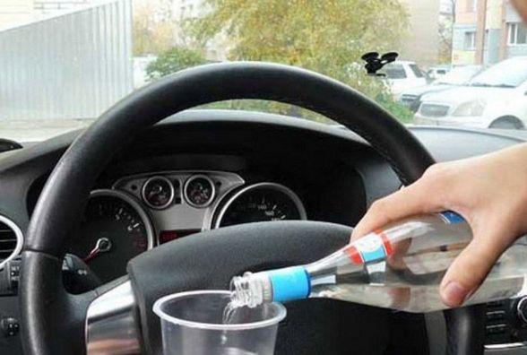 Потенційне поповнення бюджету. Скільки п'яних водіїв зупинили хмельницькі патрульні за рік