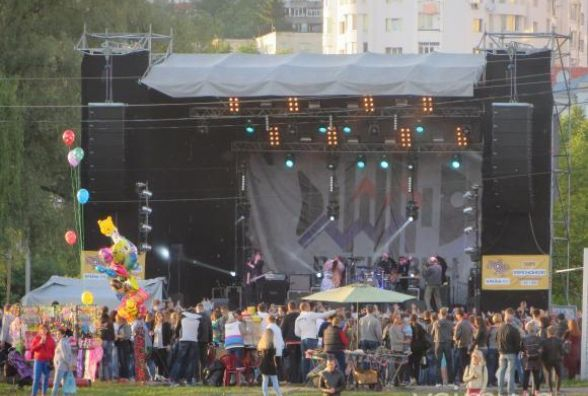 """Безалкогольний рок-фестиваль: наступного року на """"Rock&Buh"""" не продаватимуть спиртне"""