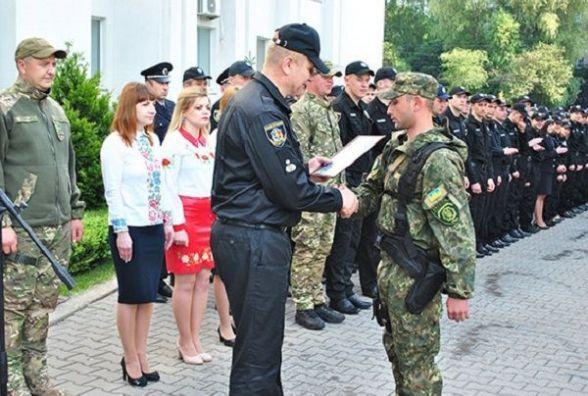 """30 бійців """"Богдану"""" повернулися із зони АТО"""