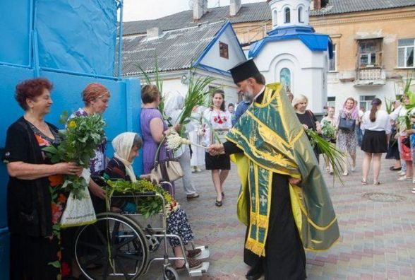 Де та коли у Хмельницькому будуть освячувати зілля на свято Трійці