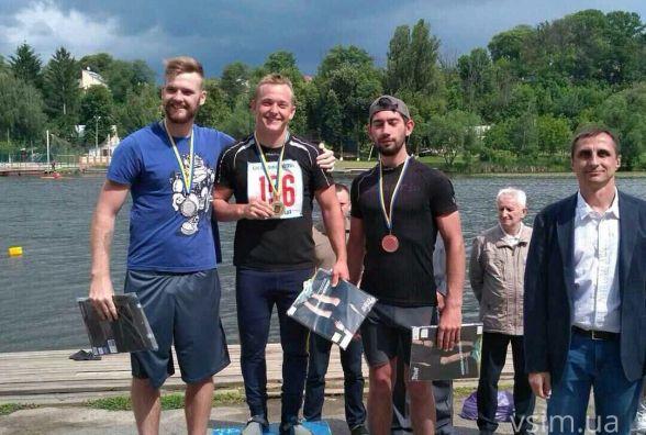 Хмельничанин здобув путівку на чемпіонат Європи